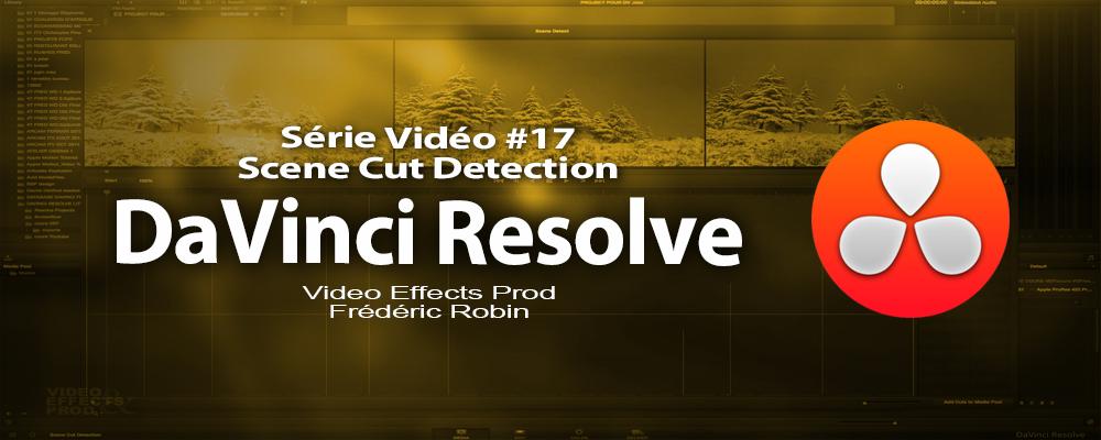 DaVinci Resolve 11 : Scene Cut Detection #17