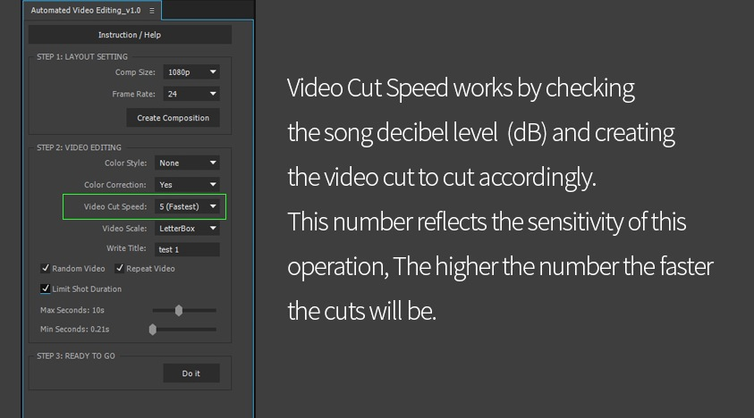 After Effects : Réaliser un montage vidéo automatiquement avec ce plugin surprenant