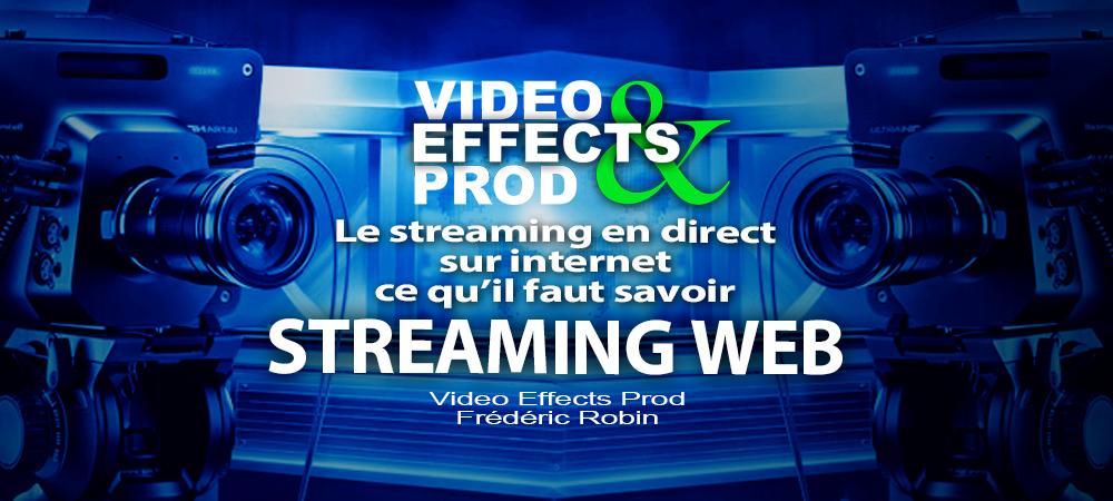 Le streaming en direct sur internet ce qu'il faut savoir