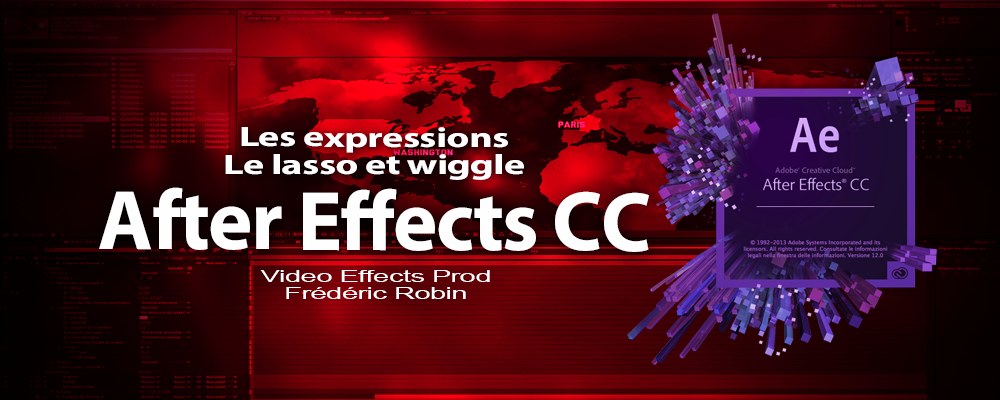 After Effects : Animer facilement avec les expressions