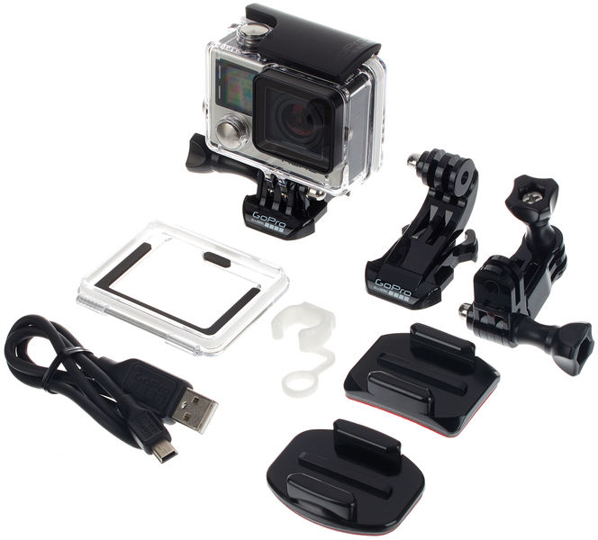 GoPro Hero 4 Black en promotion
