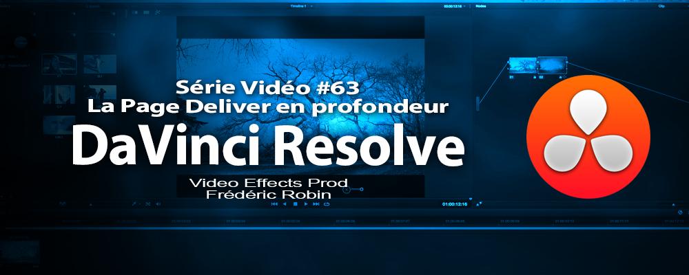 Formation vidéo DaVinci Resolve 12 : la référence en étalonnage