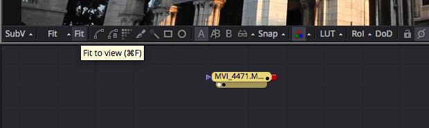 Raccourci Cmd+F pour voir l'intégralité du plan dans le visualiseur