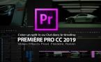 Première Pro CC 2019 : Créer un split IN ou OUT audio ou vidéo