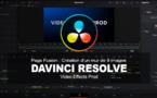 DaVinci Resolve : Créer un mur d'image dans la Page Fusion