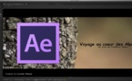 After Effects : Créer des calques de texte