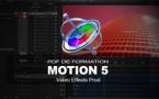 PDF Formation à Motion 5 en français