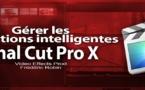 FCPX 10.1 : Les collections intelligentes pour classer les rushes (vidéo 7)