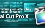 FCPX 10.1 : Créer des points clés sur le son (vidéo 18)