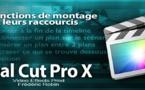 FCPX 10.1 : Les fonctions de montage et leurs raccourcis (vidéo 19)