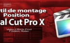 FCPX 10.1 : La fonction de montage de position (video 20)
