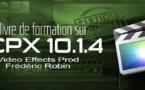 FCPX 10.1.4 : le livre de formation en promotion