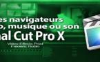 FCPX 10.1 : Les navigateurs photo, musiques et son (vidéo 33)