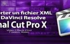 FCPX 10.1 : Importer un fichier XML de DaVinci Resolve Lite (vidéo 44)