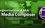 Avid Media Composer 7 : Importation des AMAs
