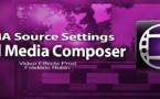 Avid Media Composer 7 : Source Settings AMA