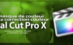 FCPX 10.1 : Le masque de couleur en étalonnage (video 51)