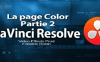 DaVinci Resolve 11.1 : La page Color (Partie 2)