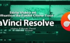 DaVinci Resolve 11 : L'outil Clone Tool #6