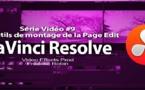 DaVinci Resolve 11 : Les outils de montage de la page Edit #9