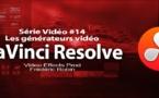 DaVinci Resolve 11 : Les générateurs vidéo #14