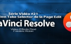 DaVinci Resolve 11 : Take Selector ou Mode Audition #21