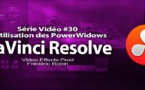 DaVinci Resolve 11 : L'utilisation des PowerWindows #30