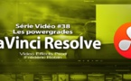 DaVinci Resolve 11 : Les PowerGrades #38