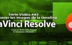 DaVinci Resolve 11 : Comparer les images en mode timeline #43