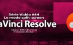 DaVinci Resolve 11 : Le mode split-screen #44