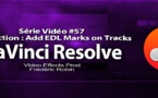 DaVinci Resolve 11 : Rajouter des points clés statiques à l'ensemble de la timeline #57