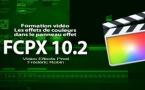 FCPX 10.2 : Les autres effets couleurs