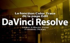 DaVinci Resolve 12 : La fonction Color Trace de la Page Edit (#video71)