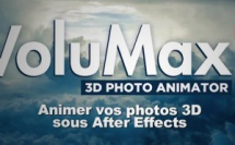 VoluMax : Animer vos photos en 3D sous After Effects