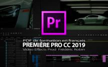 PDF de formation à Première Pro CC 2019