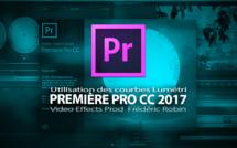 Première Pro CC 2017 : Utiliser les courbes Lumetri