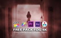 Pack gratuit de fumée pour monteurs et motion designers
