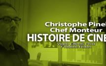 """Interview Christophe Pinel Chef monteur de """"9 mois Ferme"""" / """"Au revoir là-haut"""""""