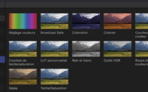 FCPX : 41 Presets de correction couleurs gratuits