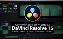 DaVinci Resolve 15 : Commencer le montage