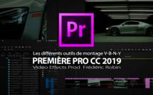 Première Pro CC 2019 : Les outils de montage