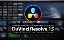 DaVinci Resolve 15 : Gérer les points In et Out dans les visualiseurs