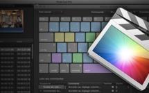 FCPX : créer ses propres raccourcis clavier