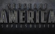 "Free PSD : ""Sergeant America"""
