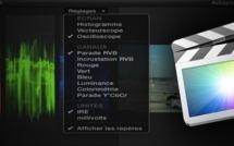 FCPX : les outils d'étalonnage