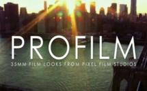 Pixel Film Studios : Profilm pour FCPX