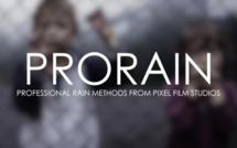 """Pixel Film Studio : Prorain """"la pluie tout le temps"""""""