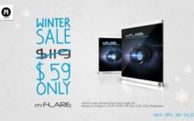 Promo Janv 2013 sur mFlare réduction de 50%