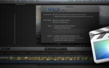 FCPX : Gérer les événements et projets à l'ouverture du logiciel