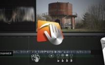 The Touch : les manipulations de l'application pour FCPX